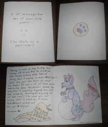 Jerky Card to BenTheDragon!