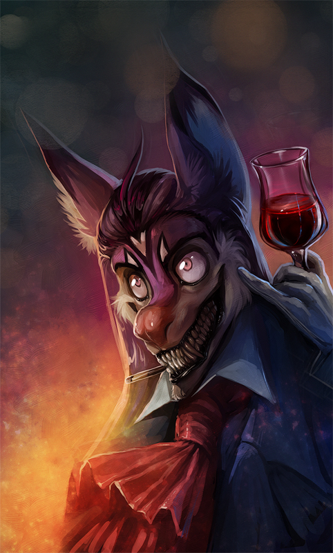 Commission - Cheers