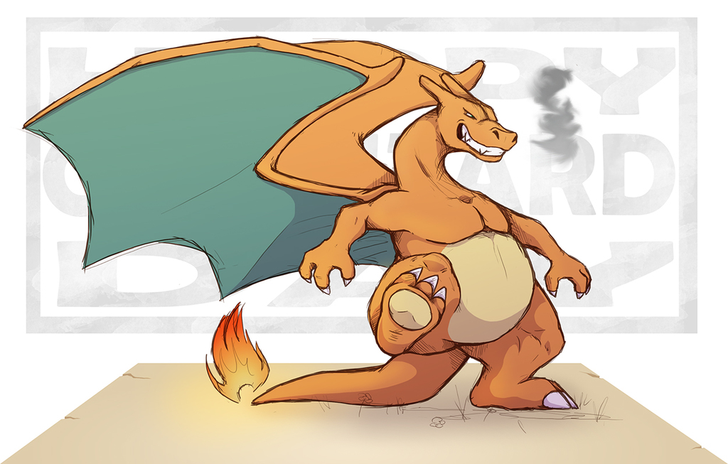 Most recent image: Happy Charizard Day!