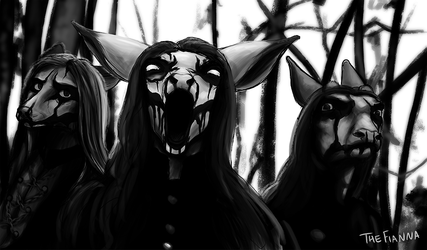 You Came To The Wrong Forest
