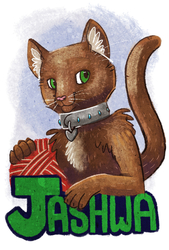 [Commission] Jashwa Badge