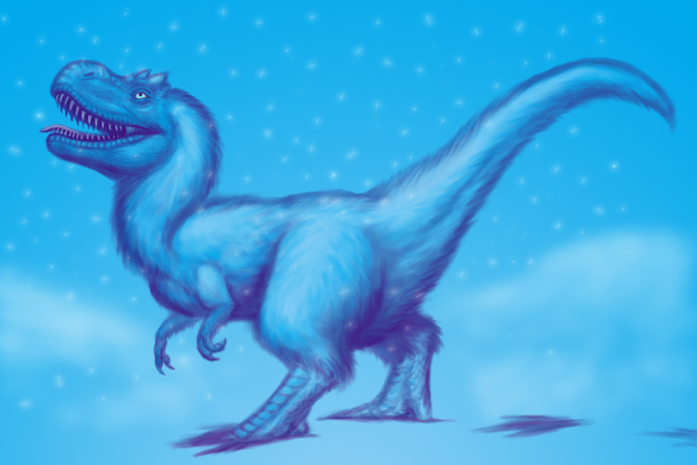 Winter Featherrex