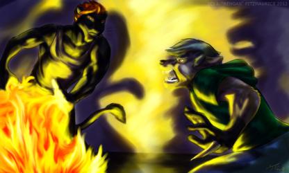 Conflagration Confrontation