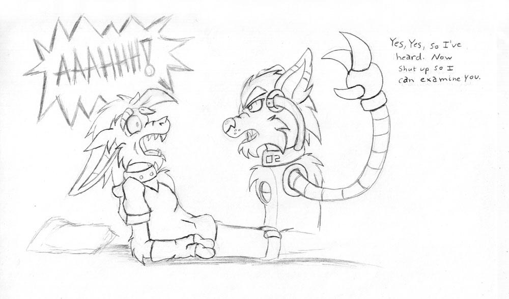 Sketch - Zech and Tero