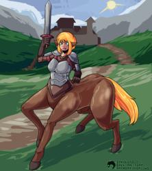 Paladin Centaur