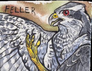 Feller Badge, okami style (by Vantid)
