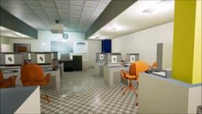 3D Room for CAD