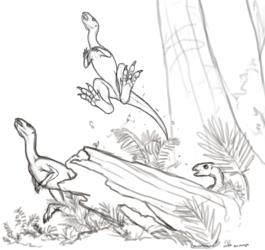 Dinovember - 12 - Othnielosaurus