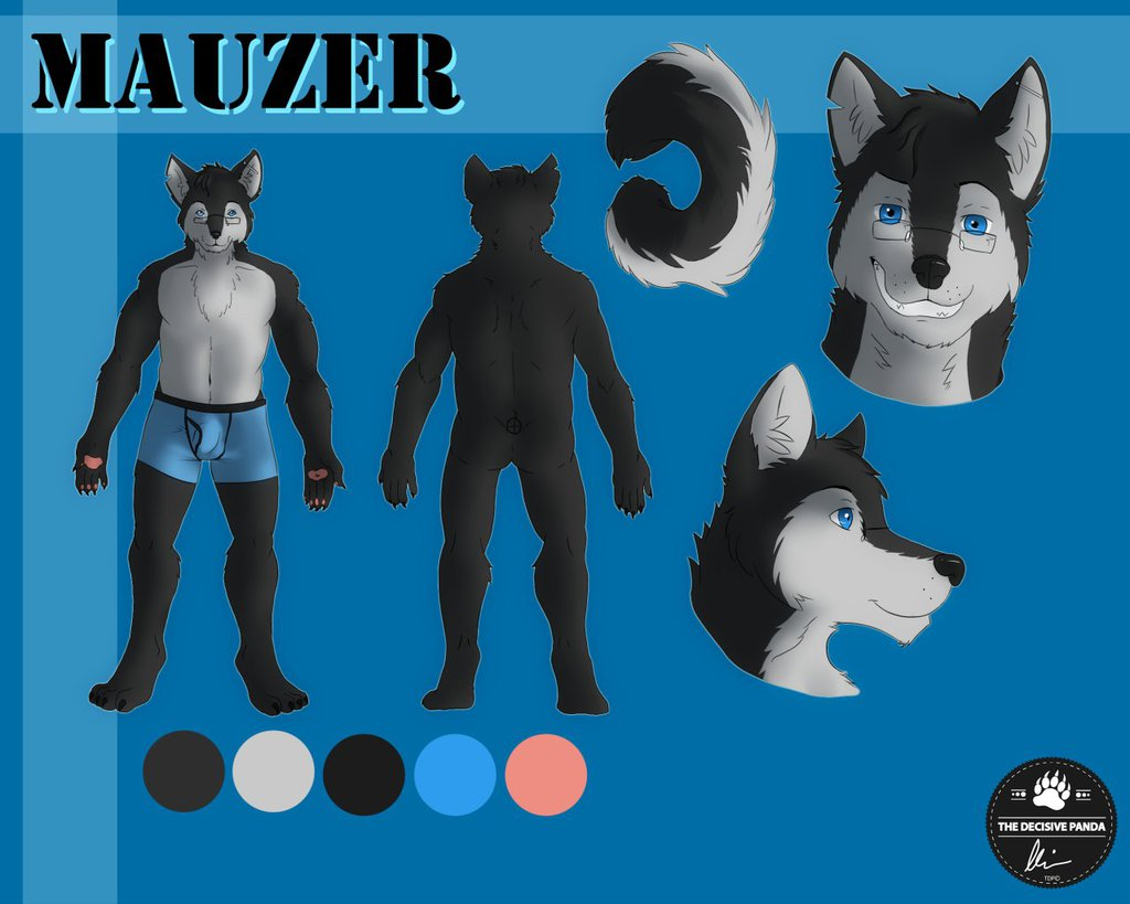Mauzer Refrence Sheet (SFW)