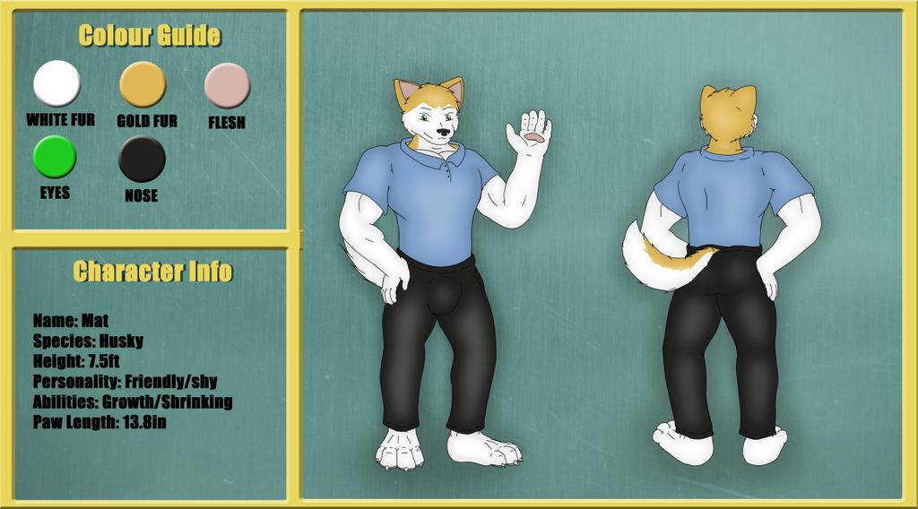 Mat Character Sheet 2016 [Clothed Version]