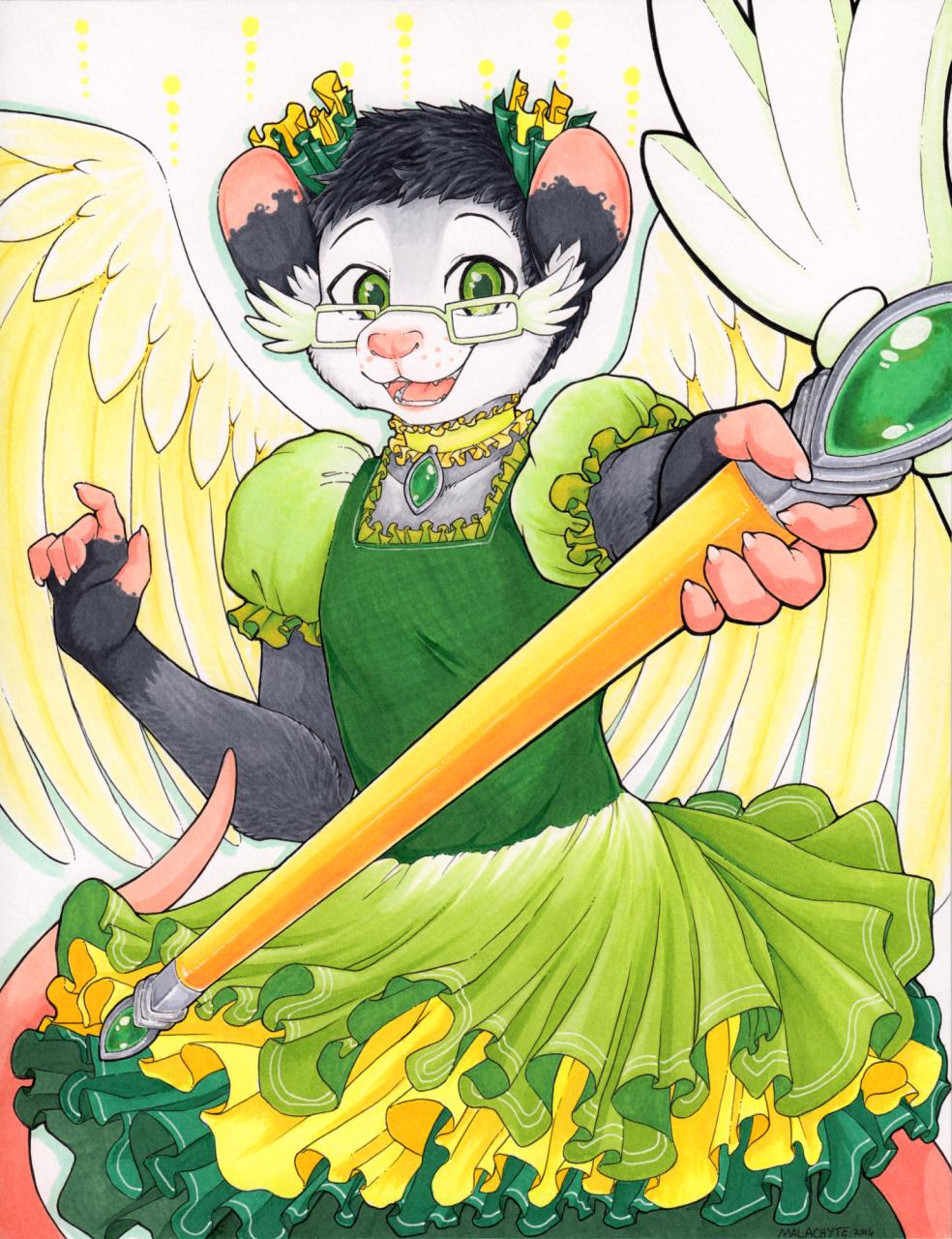 [CM] Magical Opossum Tekki