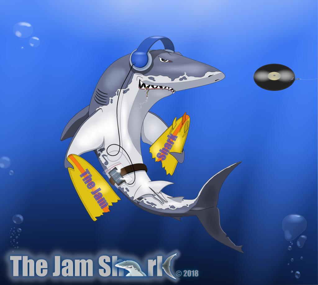 The Jam Shark - 2018