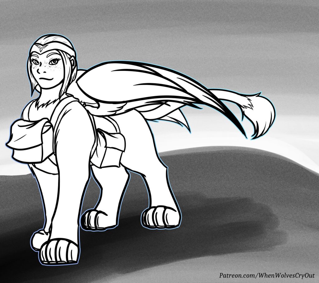 [P] Enid the Sphinx