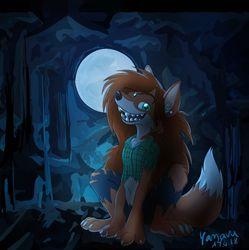 Werewolf Wendy