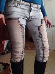 Tales from the Borderlands Fiona Cosplay Pants