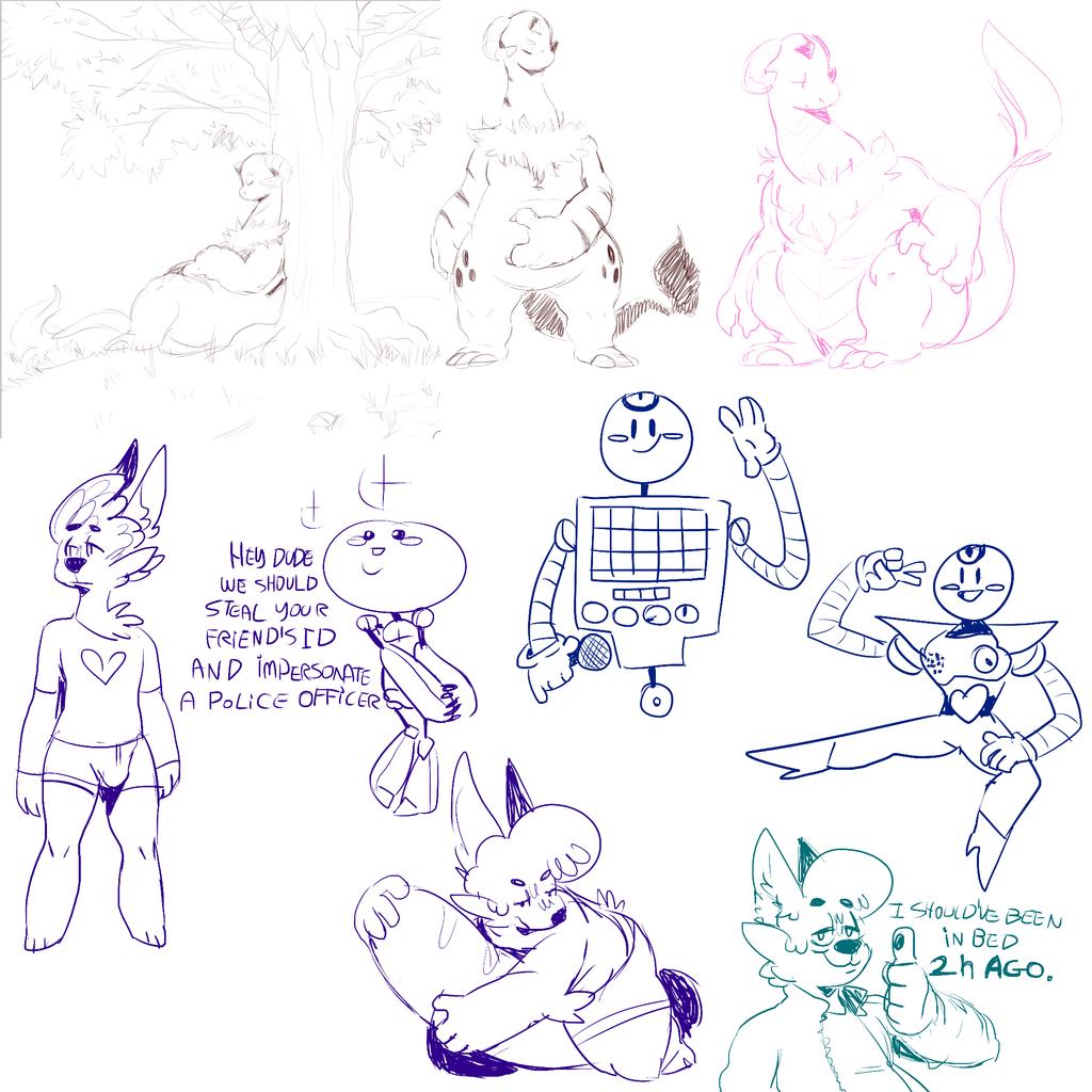 Big Doodle Dump 4