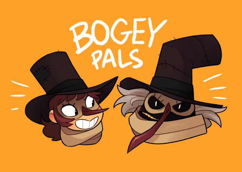 Bogey Buddies