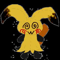 Ace's Mimikyu Cosplay