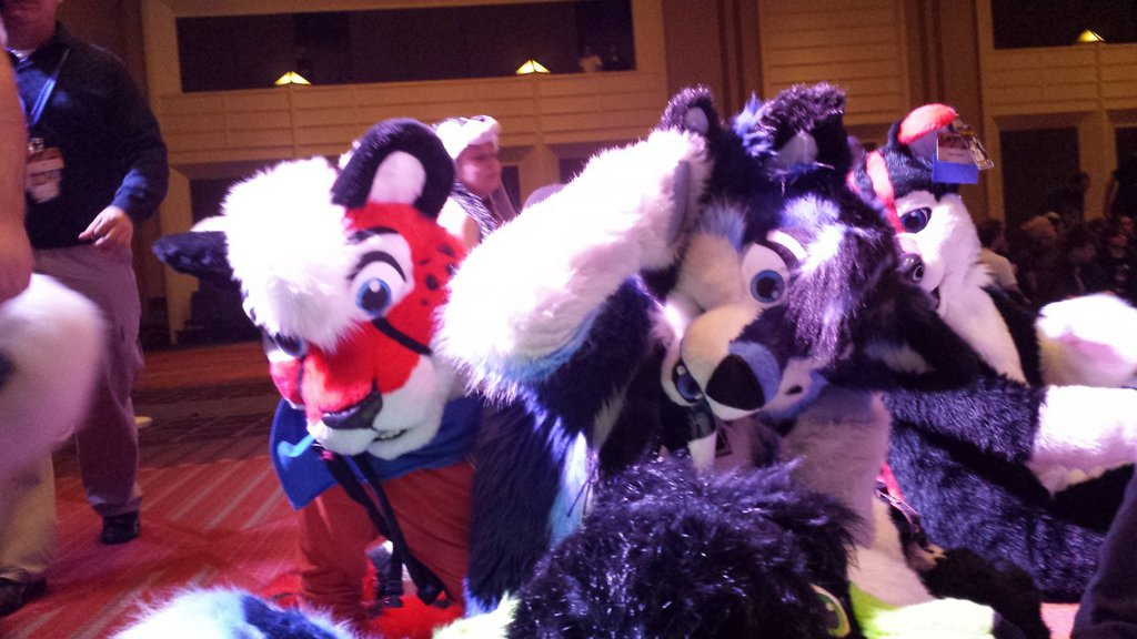 Hangin with Kai @ the Dance Finals MFF2013