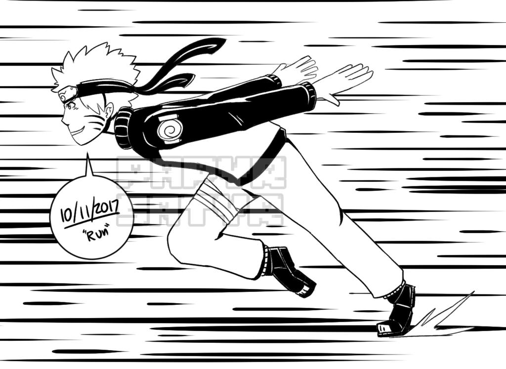 Inktober Run