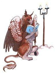 Reading Gryphon