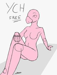 FREE YCH - Summer Breeze (CLOSED)