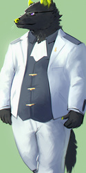 [COM] Ivory jacket