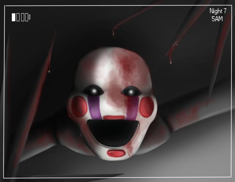 Bloody Mr. Marionette
