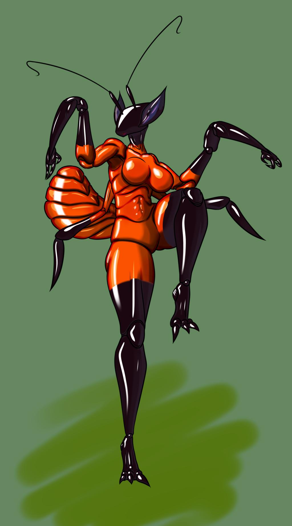 Kung Fu Mantis