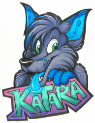 Katara Badge (MFF 2016)