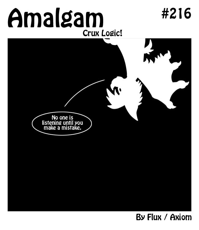 Amalgam #216