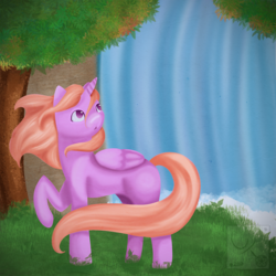 By the Falls