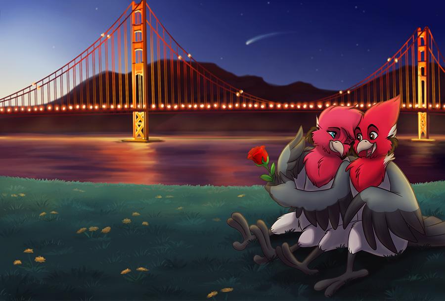 San Fran Valentine