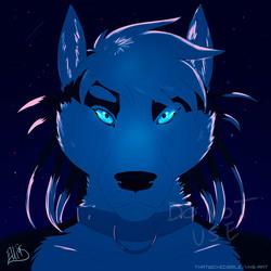Wolfy Bust