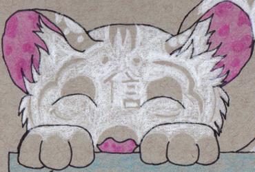 Gift: Toradoshi Chibi Badge