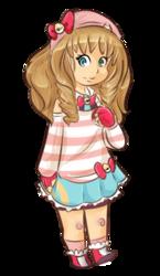 Pokemon Trainer girl~