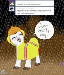 Pony Q&A #49: Rain and Night Shifts [Clean]