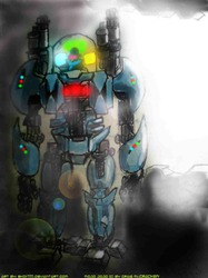 Ready for Action (Mojo's Mech)