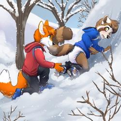 Snowpantsed!