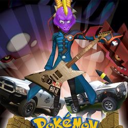 Metal-ish cover: Pokemon Colosseum Battle Theme