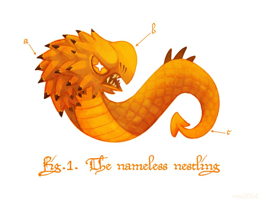 The Nameless Nestling