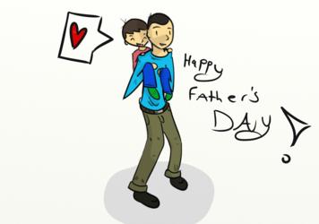 Happy Father's Day ^w^