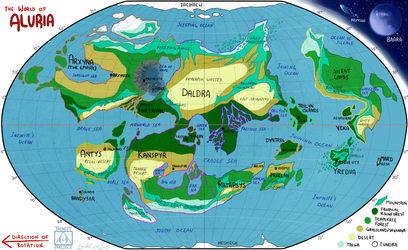 Planet Aluria