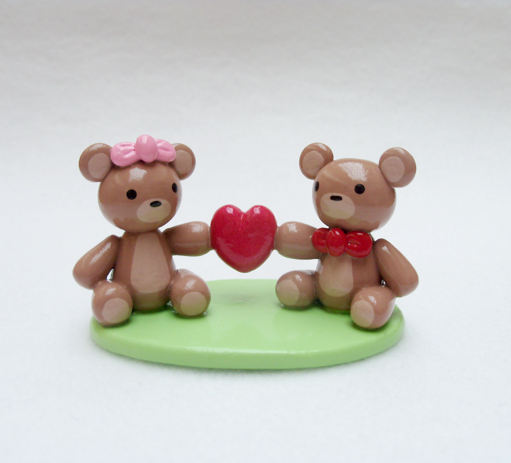 Teddy Bear Sweethearts