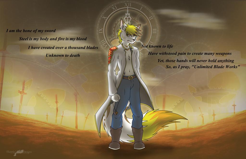 Thanriu.- Unlimited Blade Works!