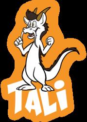Tali badge