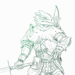 Koviell Sketch
