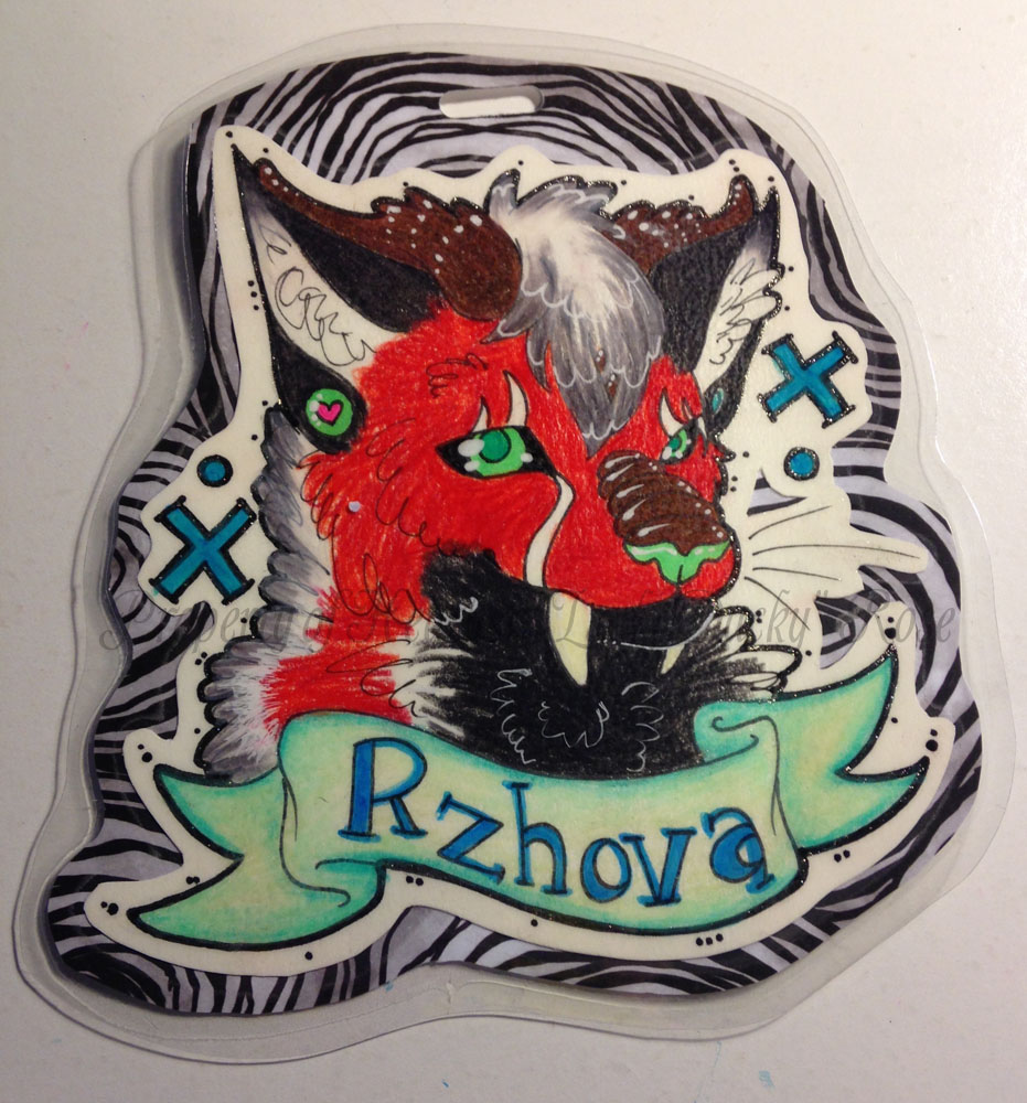 Commission: Rzhova Badge