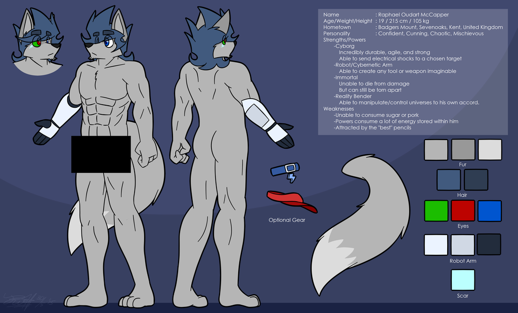 Ralphy's Character Sheet