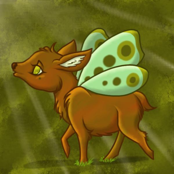 Featured image: Fairy Pudu